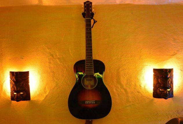 Music in Bar LaOnda Davos